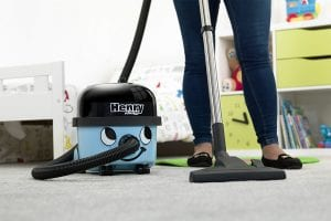 Henry Allergy Review: Numatic HVA 160 Bagged Cylinder Vacuum Cleaner