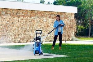 Nilfisk Pressure Washer Review: E145 Power Washer