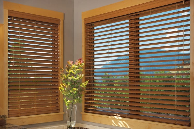 Do You Have Wood, Metal or Fabric Vertical Blinds?